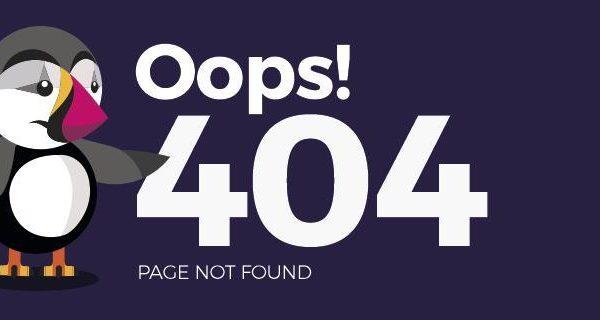 Fix Error Code 404