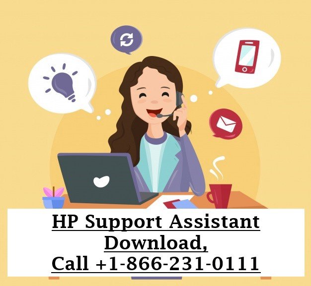Install HP Support Assistant