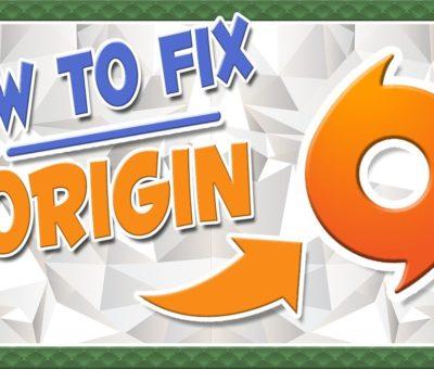 Origin Error Code 9.0