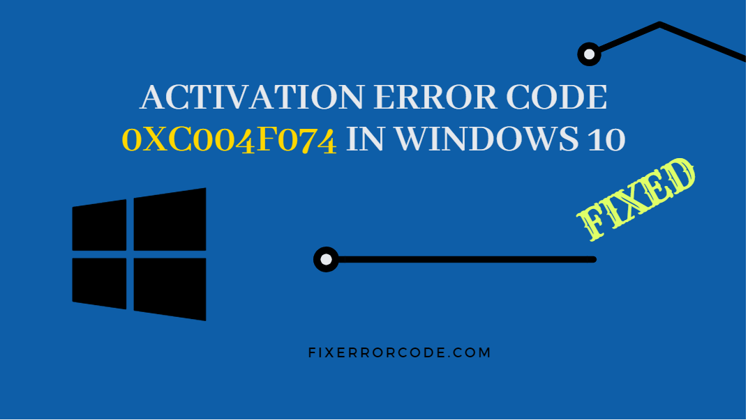 fix-Activation-Error-Code-0xC004F074-in-Windows-10