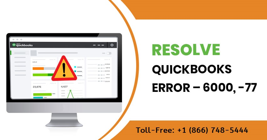 QuickBooks Error 6000-77