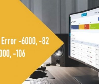 QuickBooks Error -6000, -82
