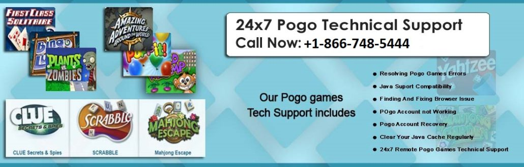 Pogo Game Customer Care