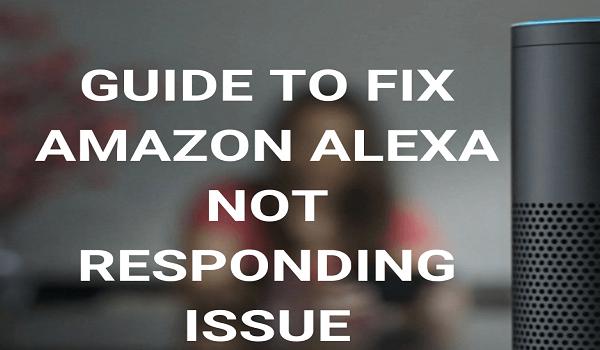Alexa not working