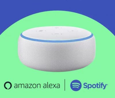 Alexa Spotify not Working