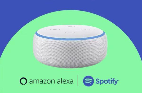 Alexa Spotify not Working