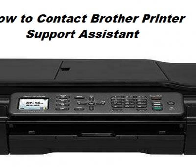 Brother Printer Support Assistant