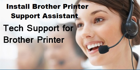 Install Brother Printer Support Assistant